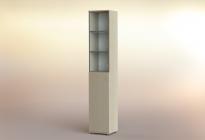 Стеллаж РСЛ-45.7 ст  (стеклянная дверь)